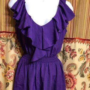 My Michelle Purple Dress